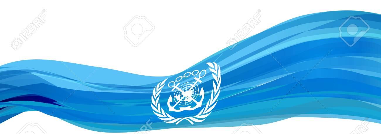 IMO のフラグは、国際海事機関の...