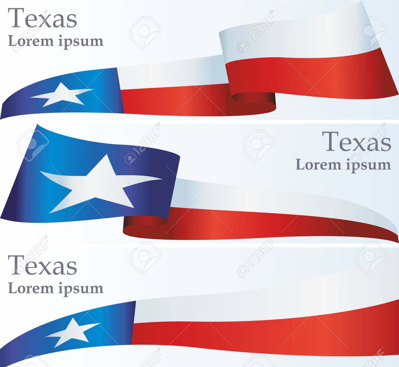 texas flag template for the award an official document with