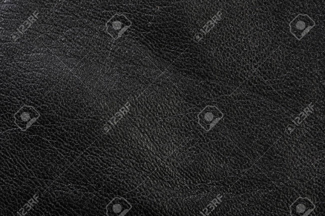 macro texture fragment black leather studio - 42220933