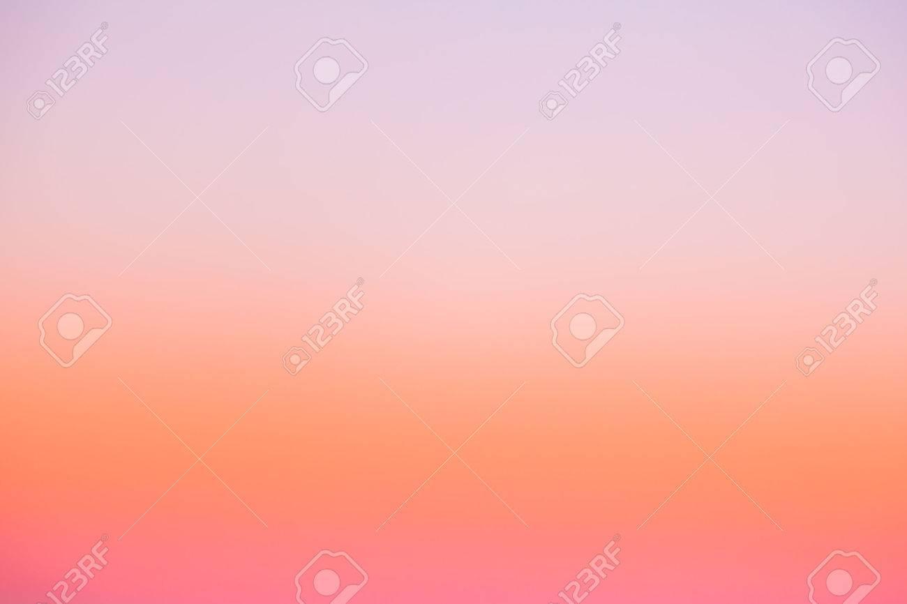 Beautiful color gradient sky on morning sunrise - 49170583