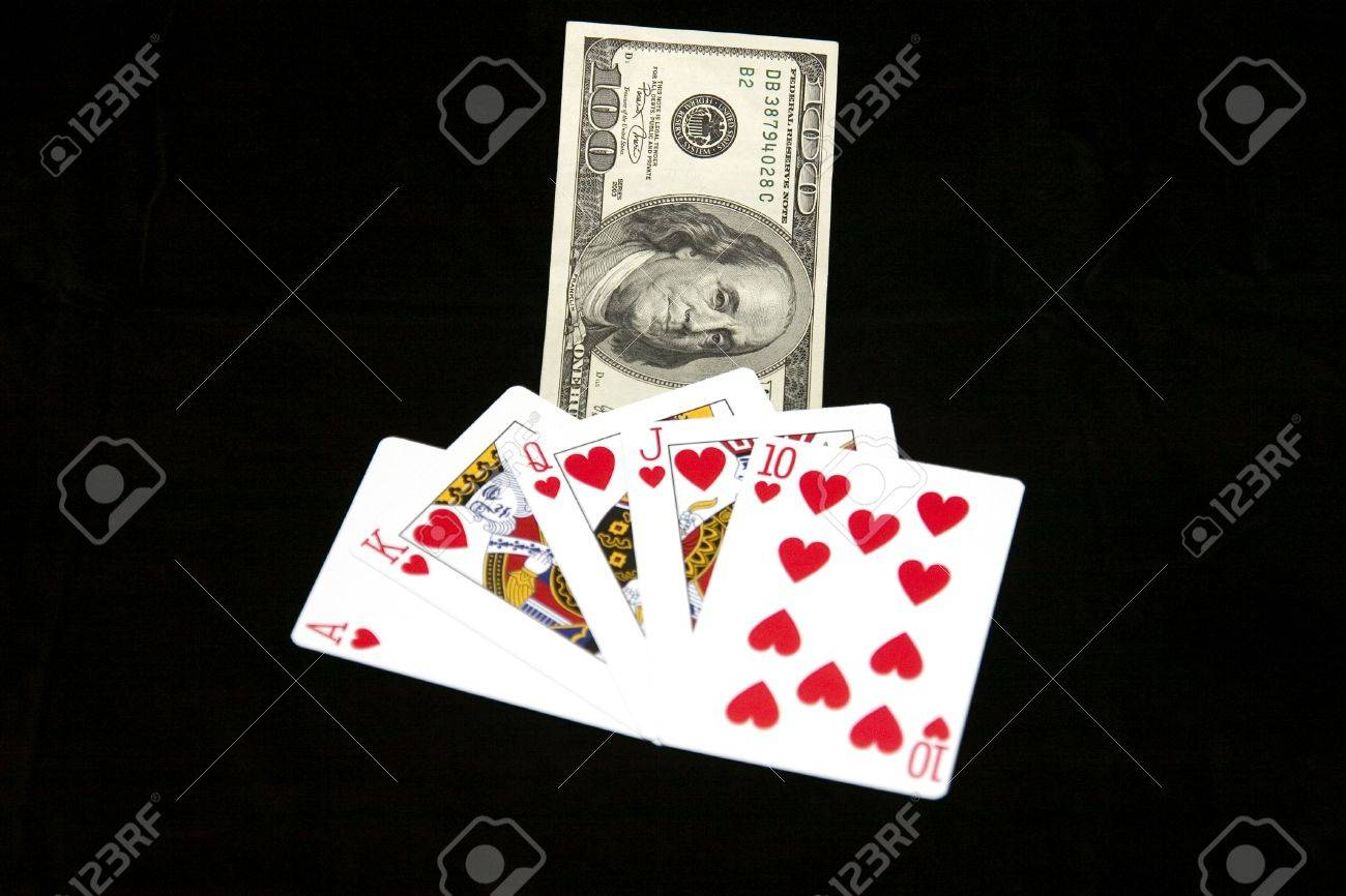 Poker Cards King Queen Poker 10 Jack Queen King