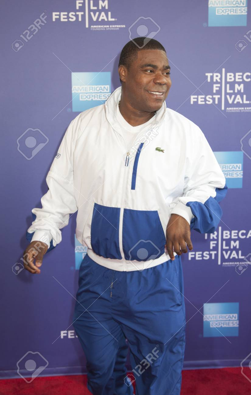 NEW YORK, NY - APRIL 24: Comedian Tracy Morgan attends Tribeca Talks: The Artist's Angle 'Richard Pryor: Omit The Logic' during the 2013 Tribeca Film Festival on April 24, 2013 in New York City. Stock Photo - 19276811