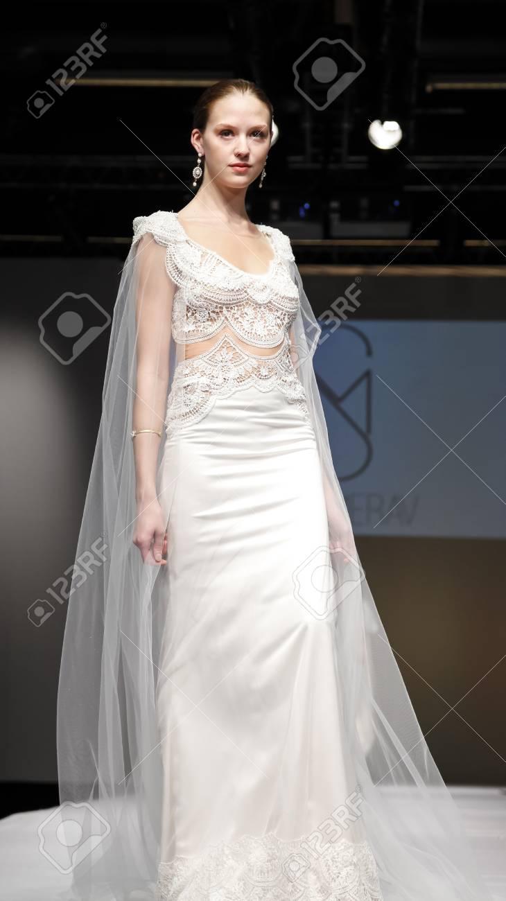 Robe de mariee pour octobre