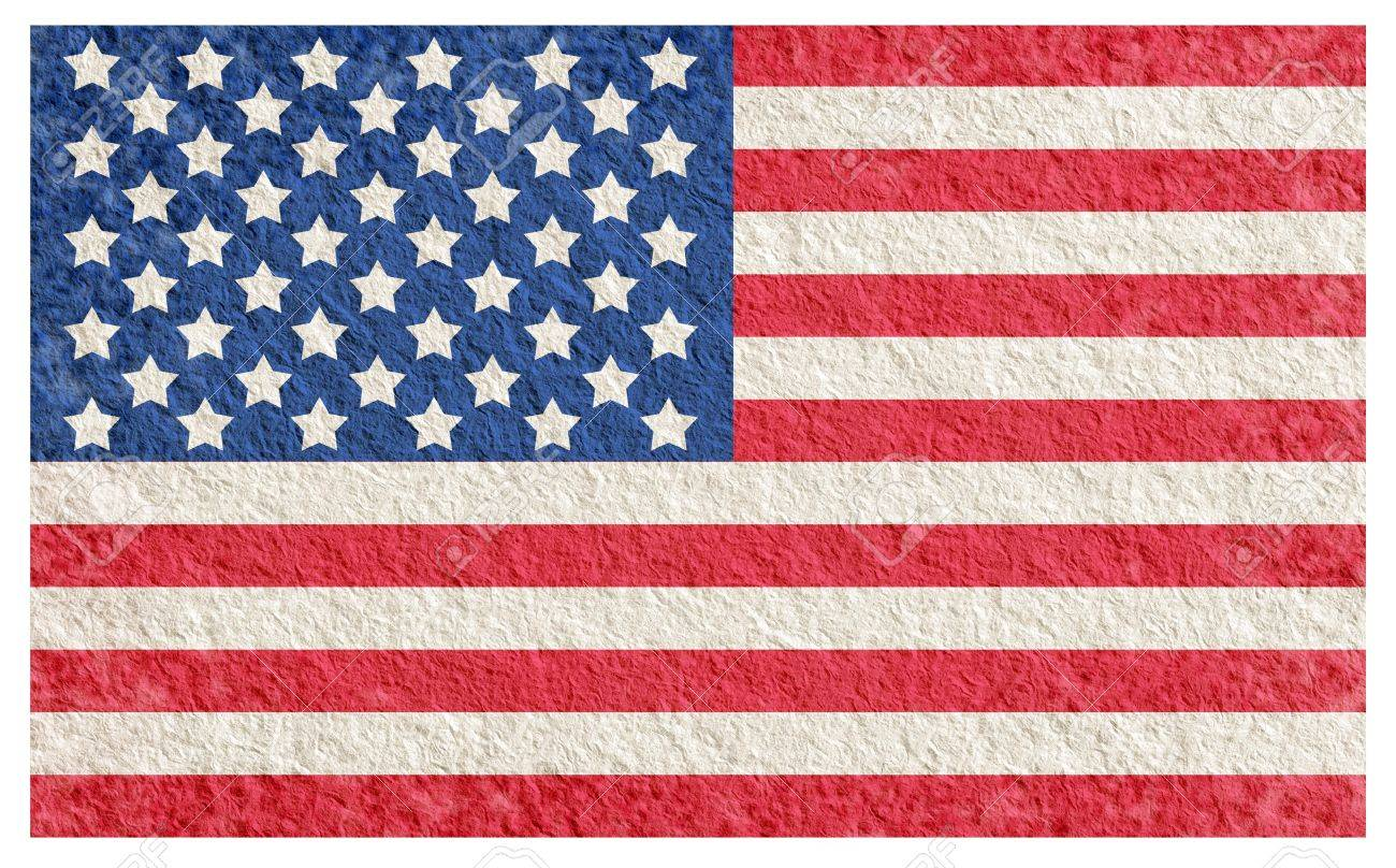USA Flag Theme Background And Texture Stock Photo Picture