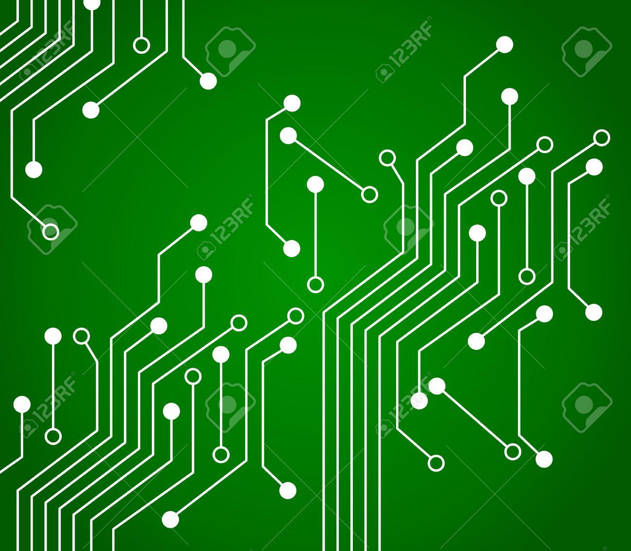 Circuito Electronico : Tecnología de fondo con el circuito electrónico es la moderna