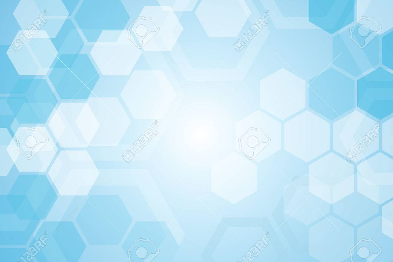 Abstract molecules medical background - 33467943