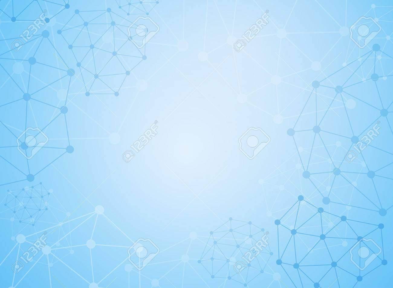 Abstract background medical substance and molecules. - 39537728