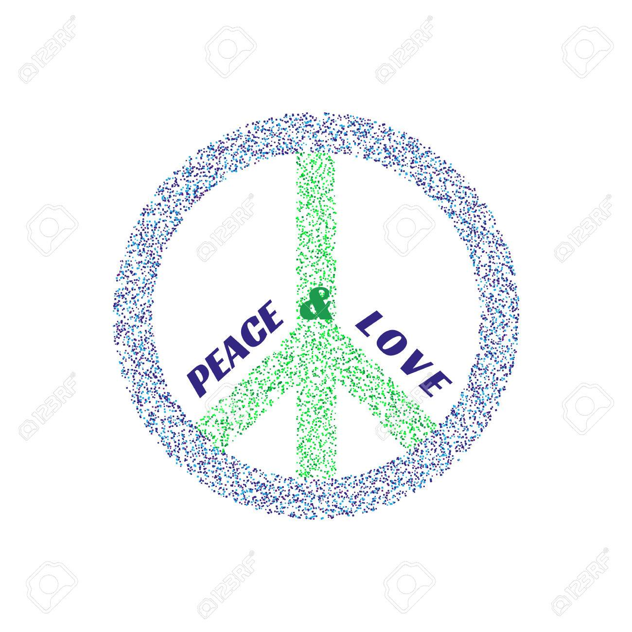 Peace symbol pacifist logo freedom concept antiwar international peace symbol pacifist logo freedom concept antiwar international movement emblem social protest biocorpaavc Images