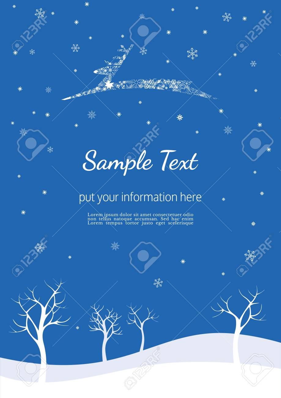 Templates Free Winter Holiday Flyer Templates Ultimatehomeprofitsorg