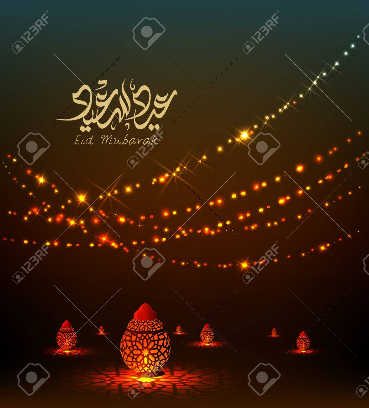 Eid mubarak greeting card islamic background for muslims 65676327 eid mubarak greeting card islamic background for muslims holidays such as eid al fitr eid al adha ag m4hsunfo