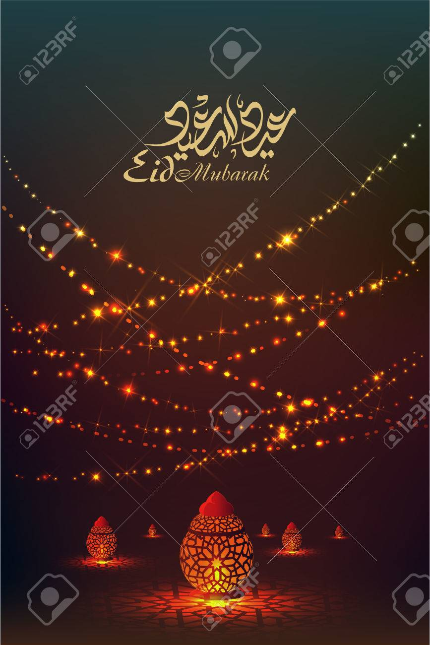 Eid mubarak greeting card islamic background for muslims 65676328 eid mubarak greeting card islamic background for muslims holidays such as eid al fitr eid al adha ag m4hsunfo