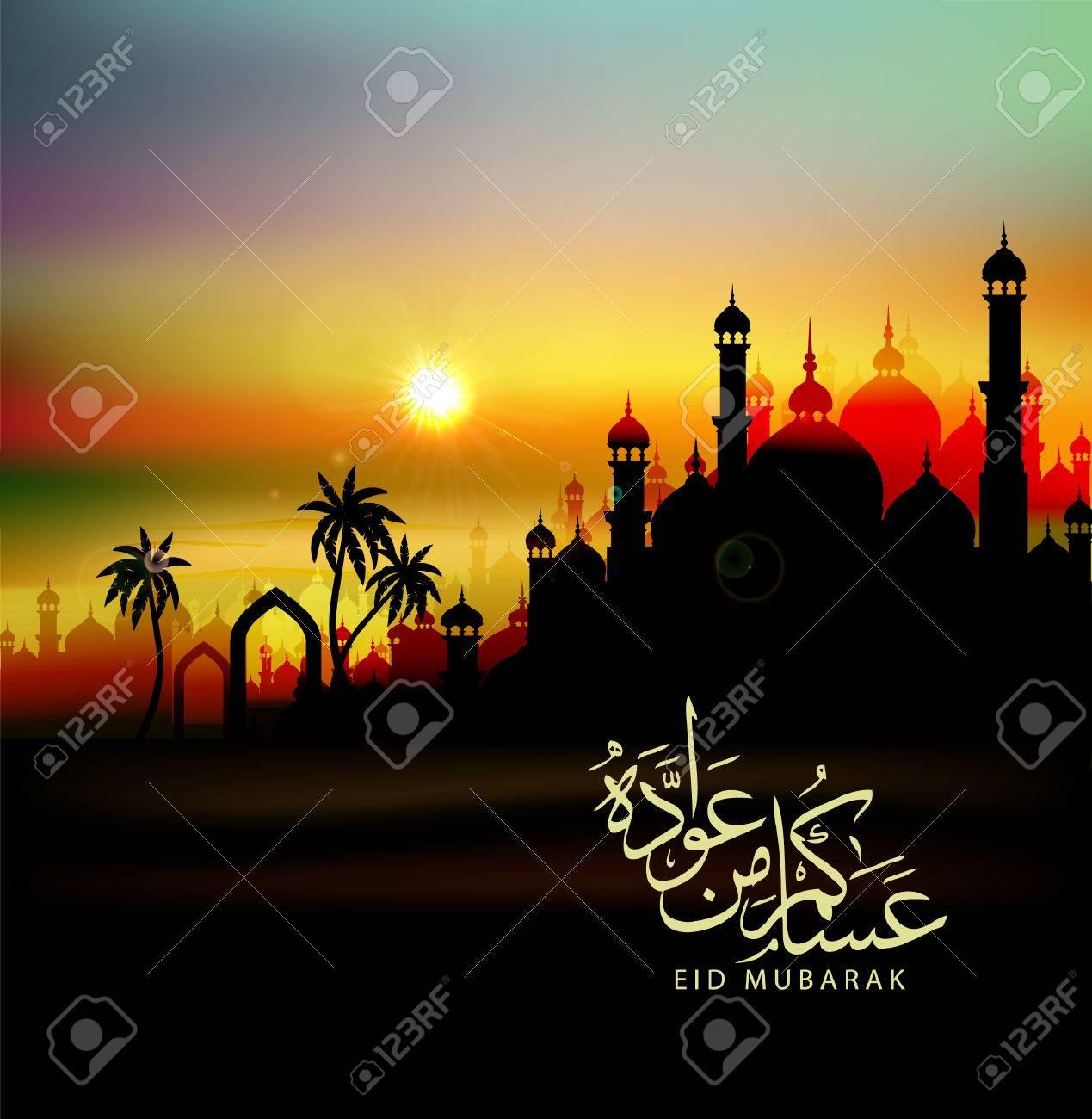 Fantastic Eid Holiday Eid Al-Fitr Greeting - 65676343--eid-mubarak-greeting-card-islamic-background-for-muslims-holidays-such-as-eid-al-fitr-eid-al-adha-a  Image_42728 .jpg