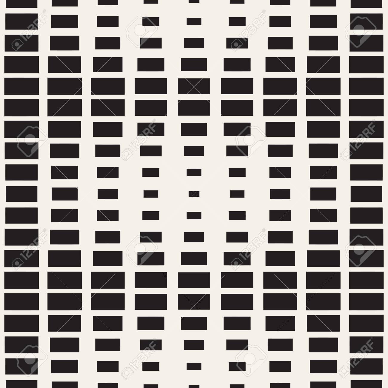Repetir Rectángulo Forma De Medias Tintas. Textura Geométrica ...