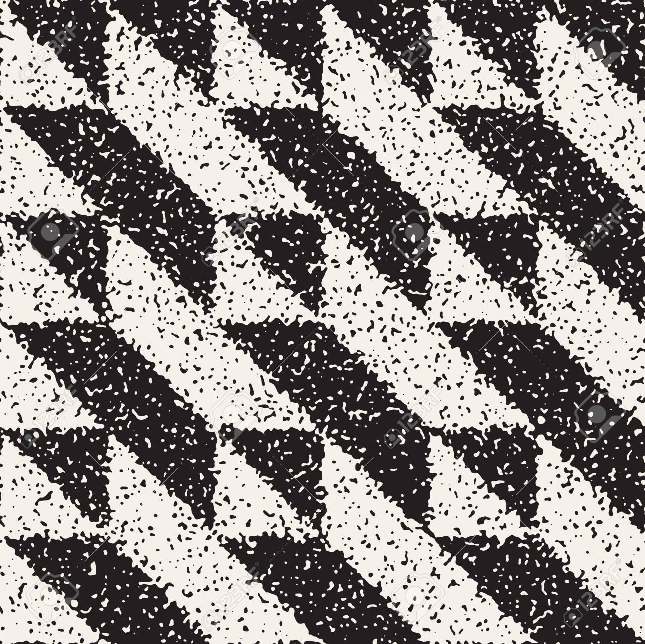 Fondo Geométrico Texturizado Ruidoso Abstracto De Las Formas. Vector ...