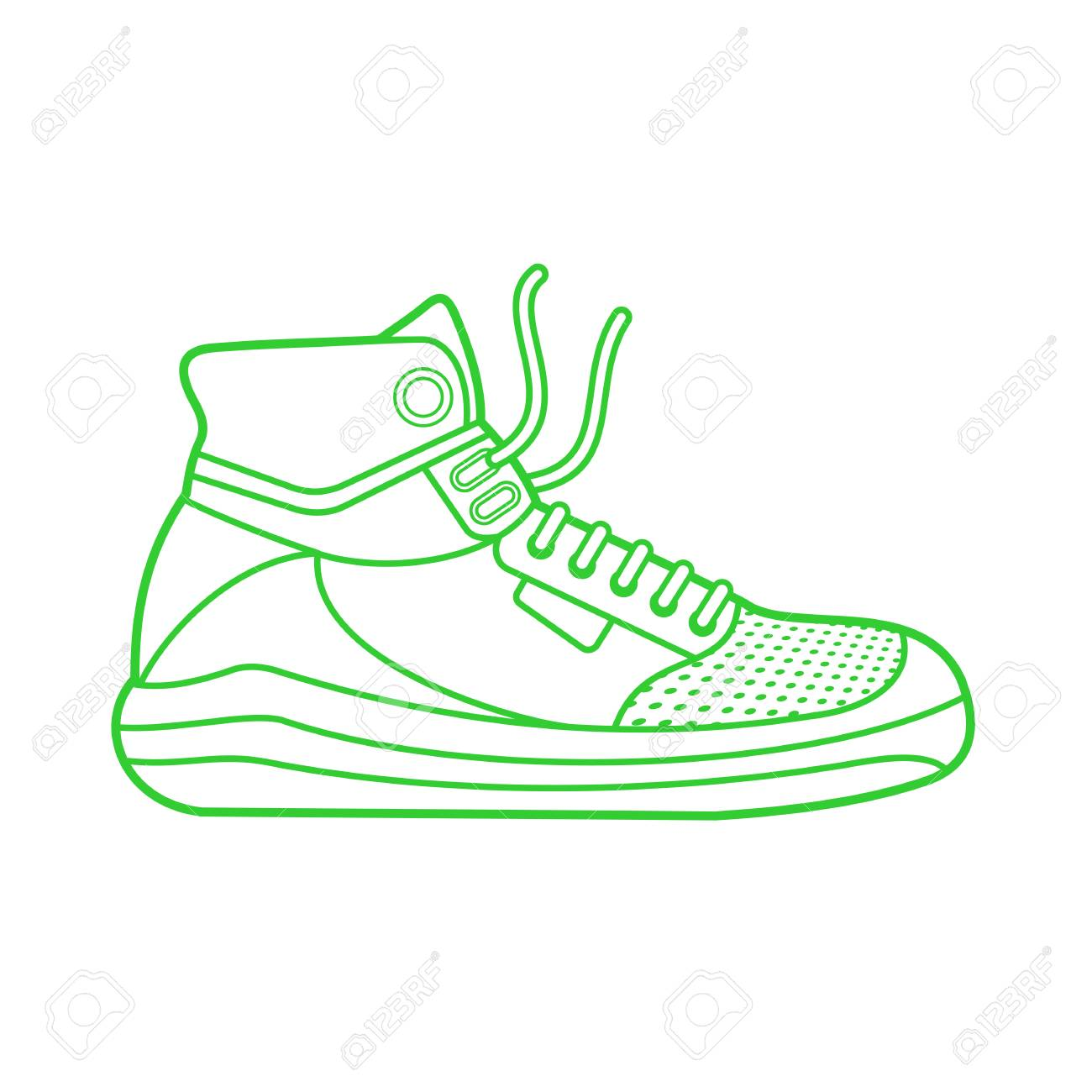 b4a7df21ceffc2 73029472-vector-illustration-of-sneakers-sports-shoes -in-a-line-style-advertisements-brochures-business-templ.jpg