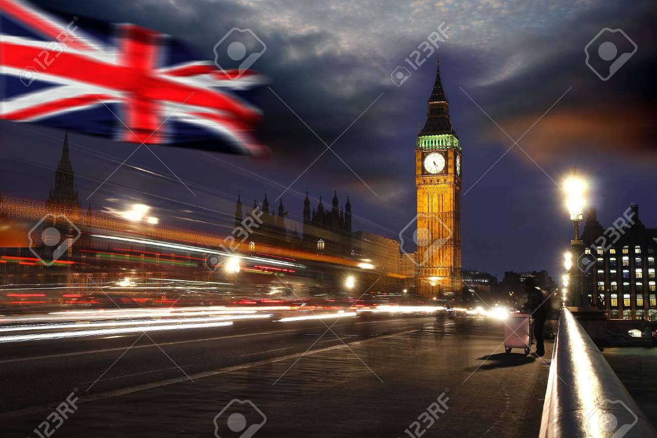 Big Ben in the evening, London, UK Stock Photo - 11994801