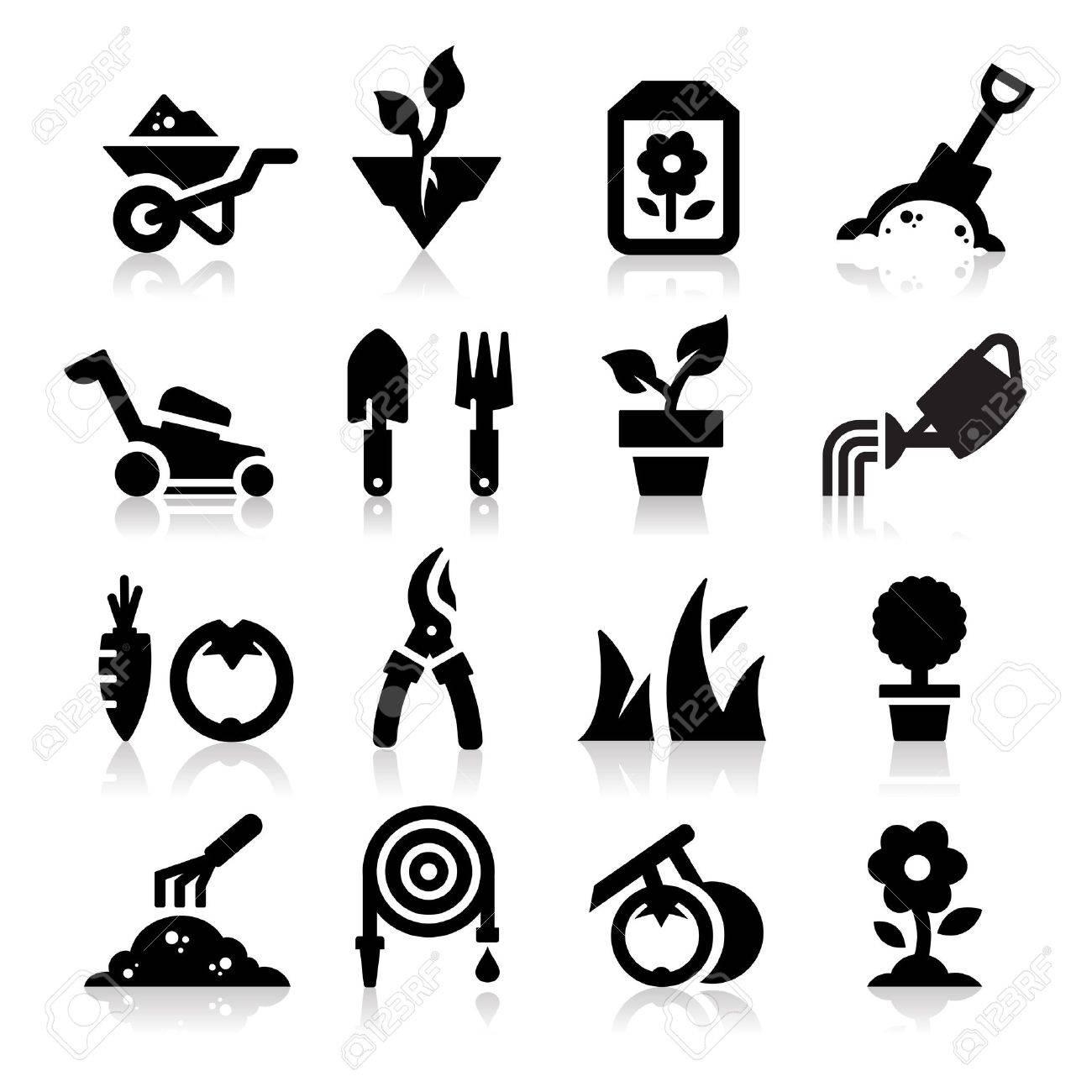 Gardening icon - 15497937