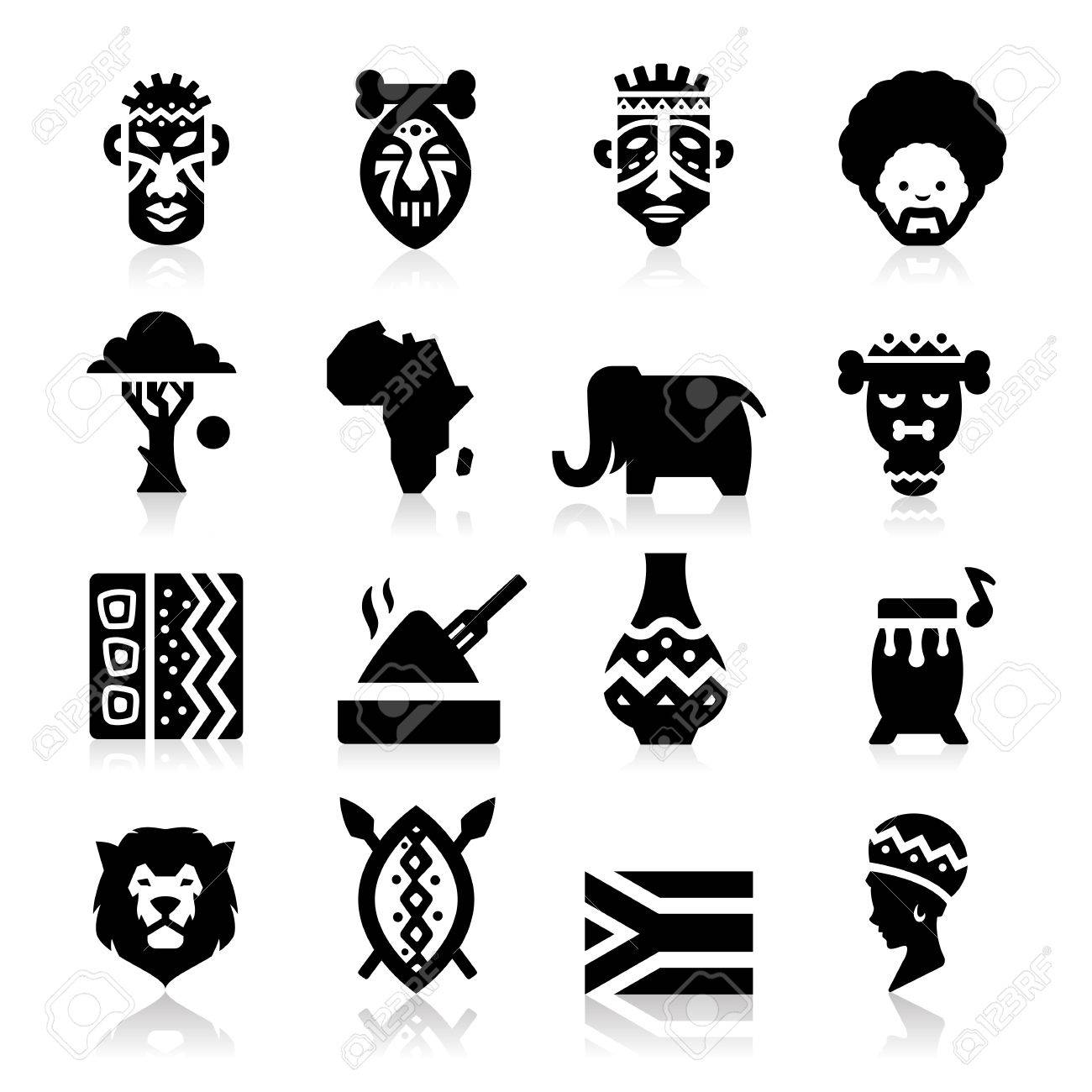 South african culture images stock pictures royalty free south african icons illustration buycottarizona