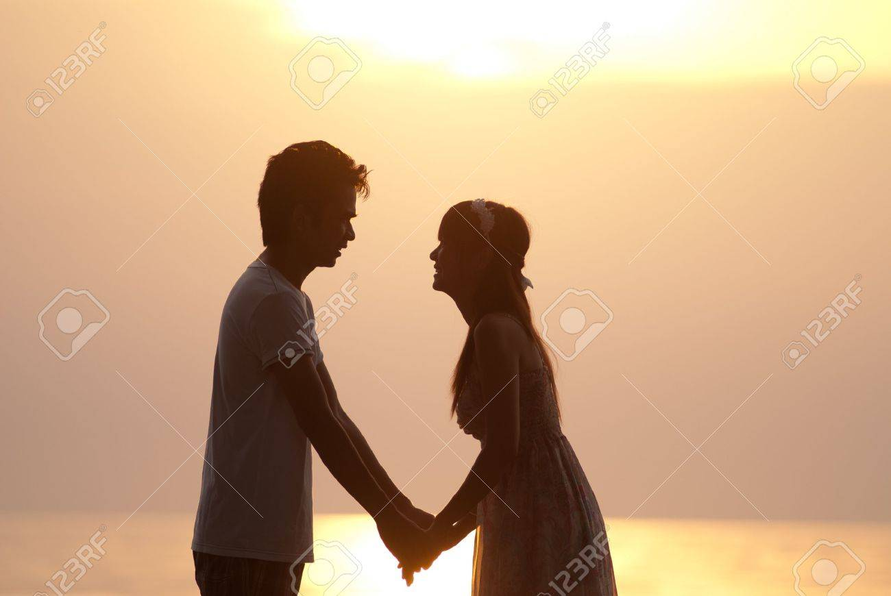 Asian couple with pre wedding sceen out door bckground. Stock Photo - 13370926