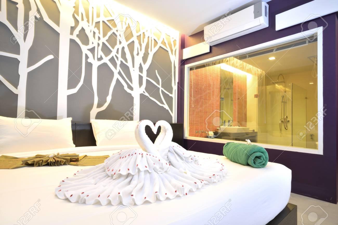 Luxus Schlafzimmer Innenräume Design Für Moderne Lebensweise ...