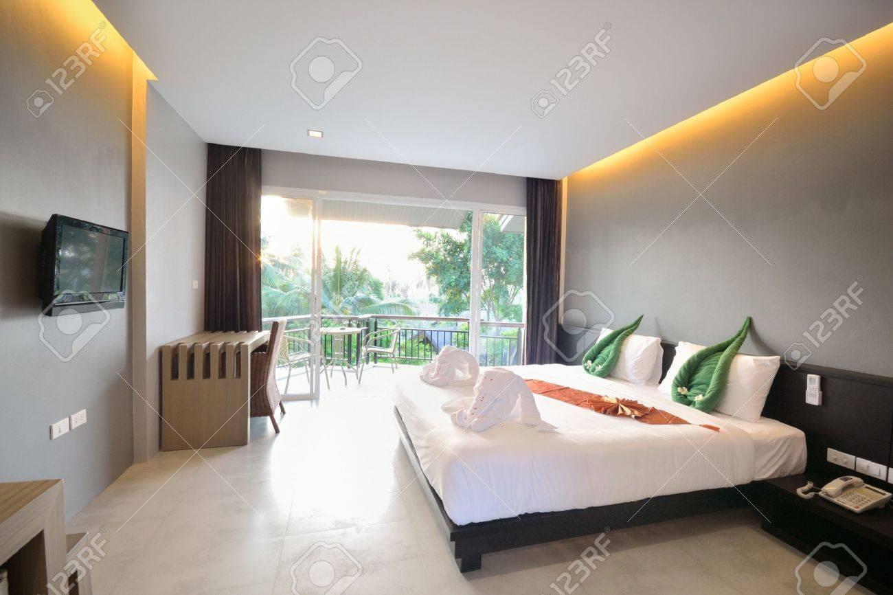 Luxus-Schlafzimmer Innenräume Design Für Den Modernen Lebensstil ...
