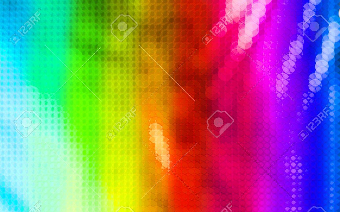 Abstract vivid color background . Stock Photo - 18888247