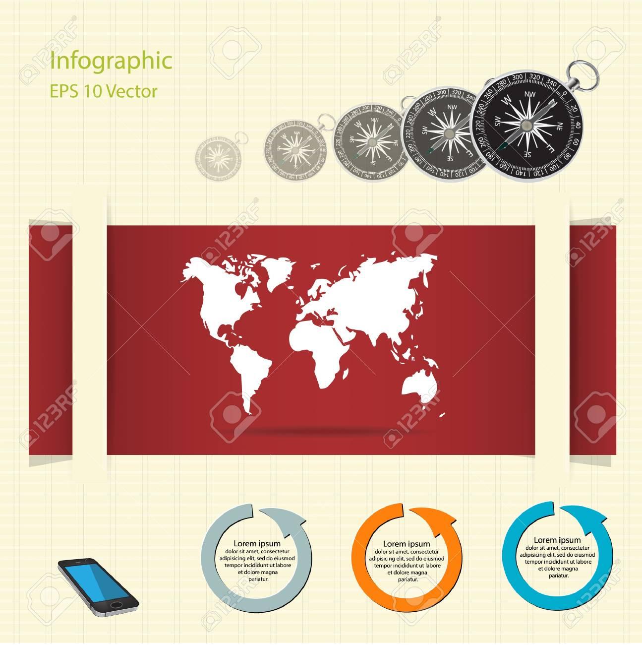 info graphic. Stock Vector - 19037123