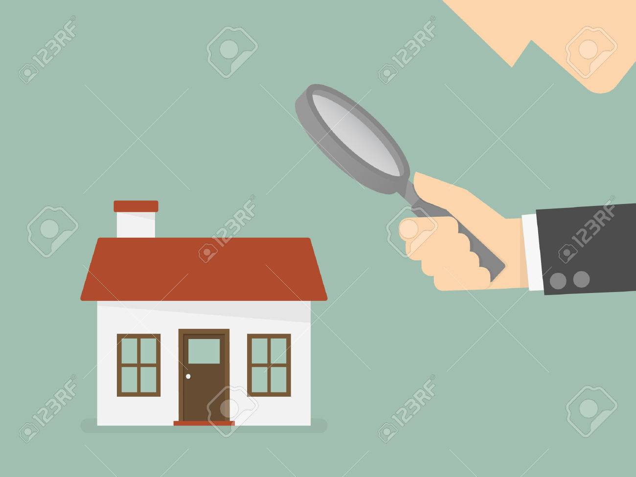 Find real estate, searching for home - 54429376