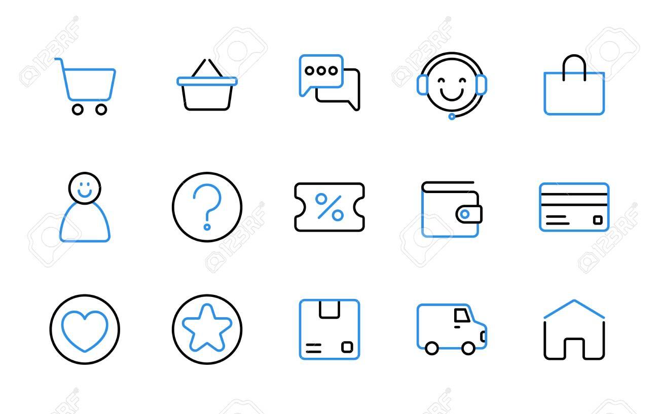 E-commerce, Online store, User interface. - 152451683