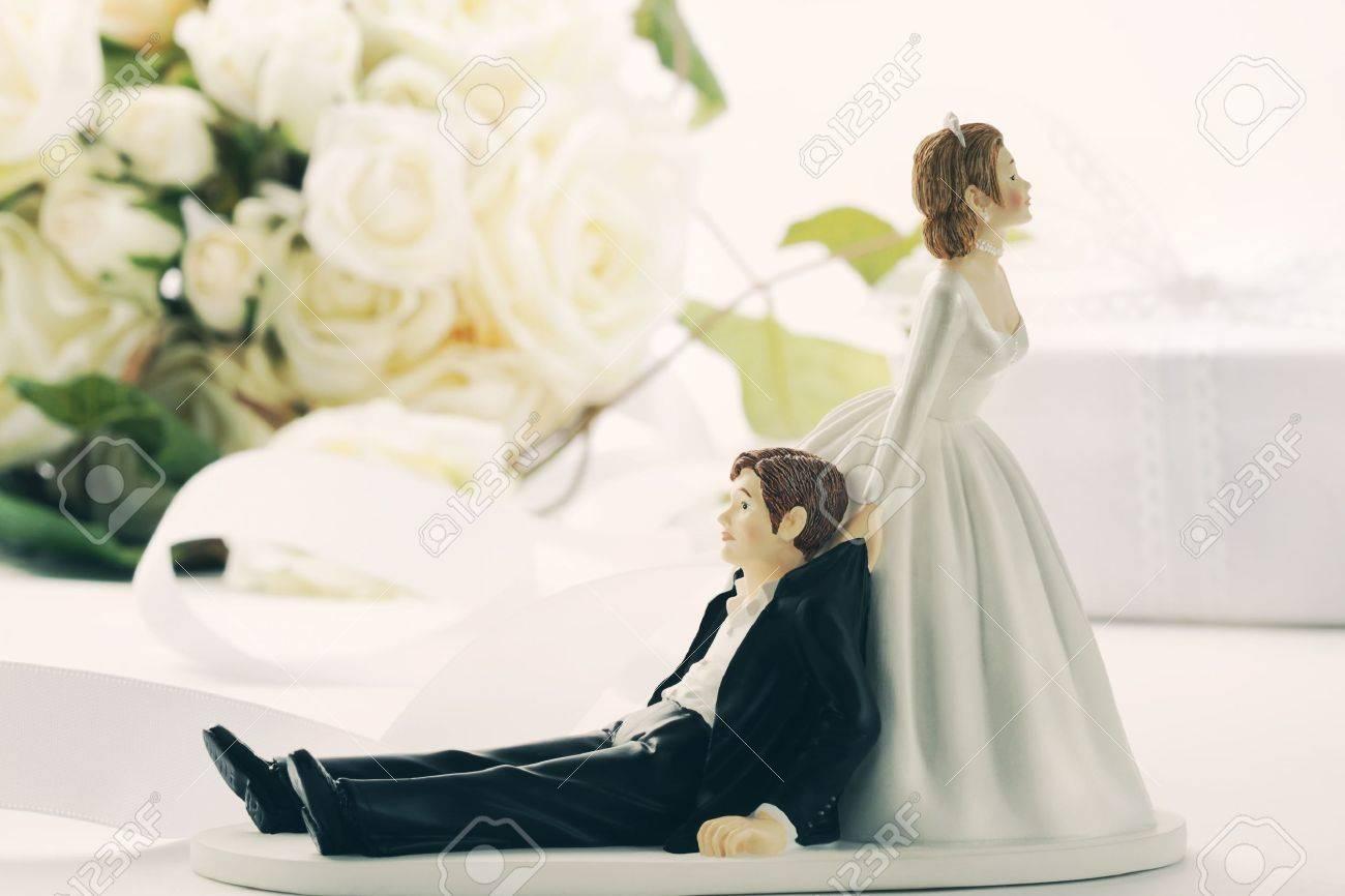 Closeup of whimsical wedding cake figurines on white stock photo closeup of whimsical wedding cake figurines on white stock photo 9260455 junglespirit Choice Image