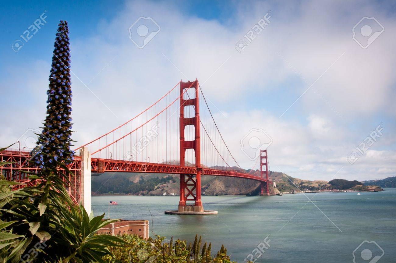 Golden Gate Bridge in San Francisco Stock Photo - 14471393