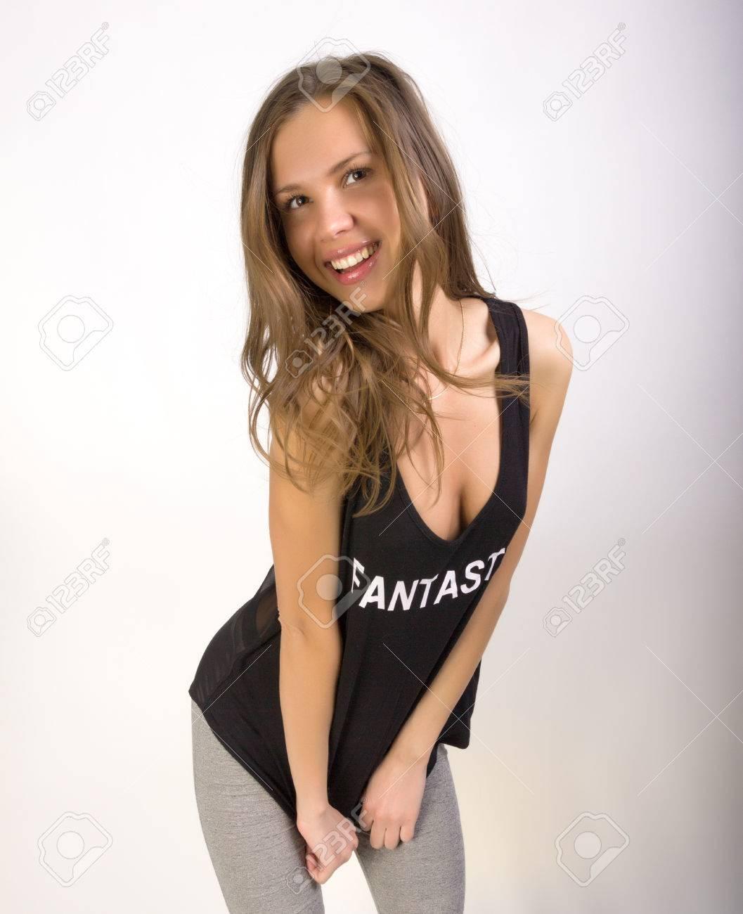 sexy schwarze Mädchen-Shoirt Lesben verführen Röhren