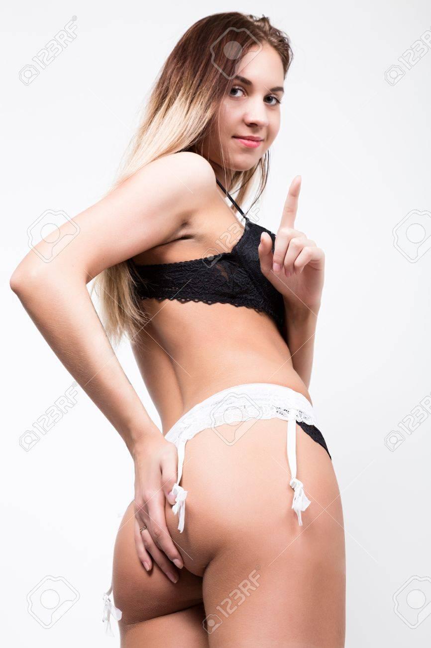 Girl Shows Her Panties Gif