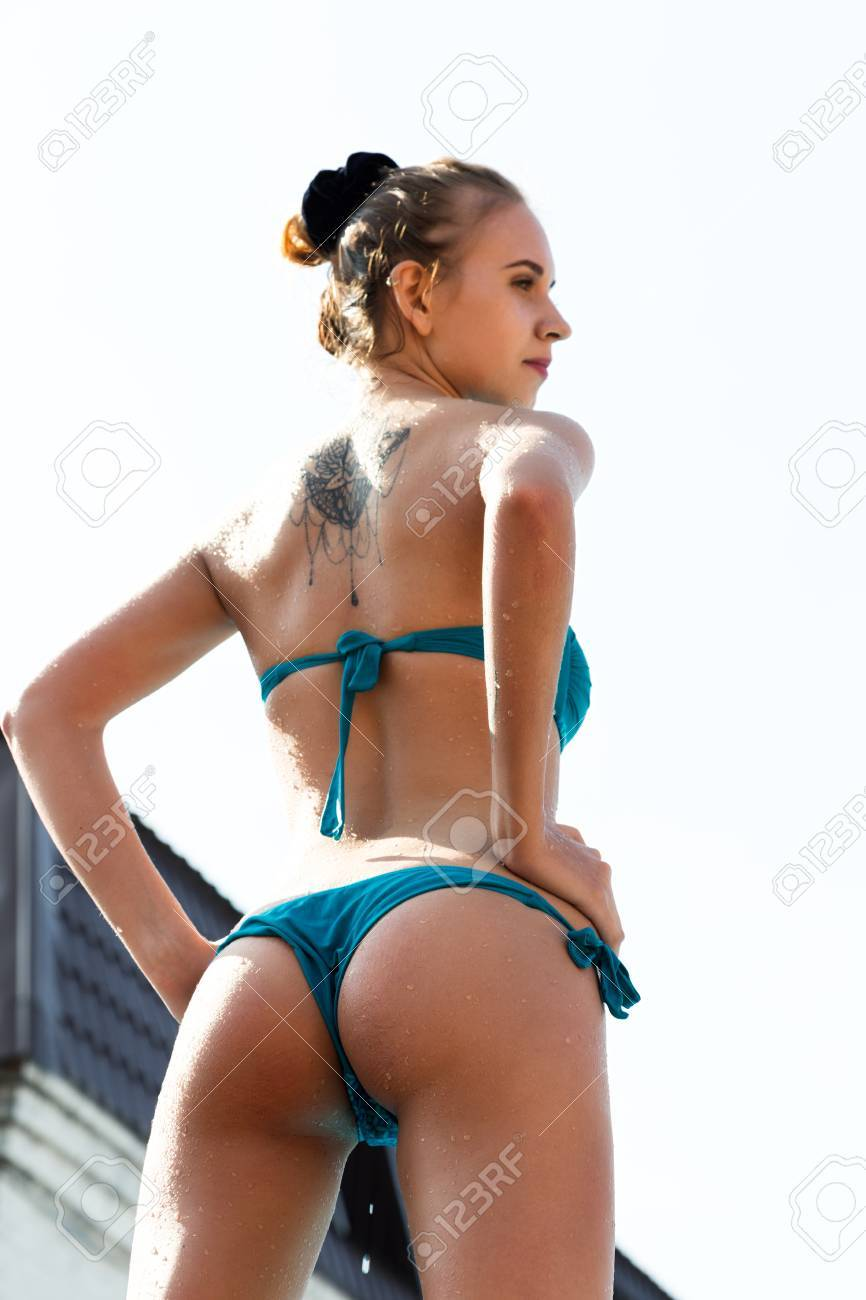young ass girl