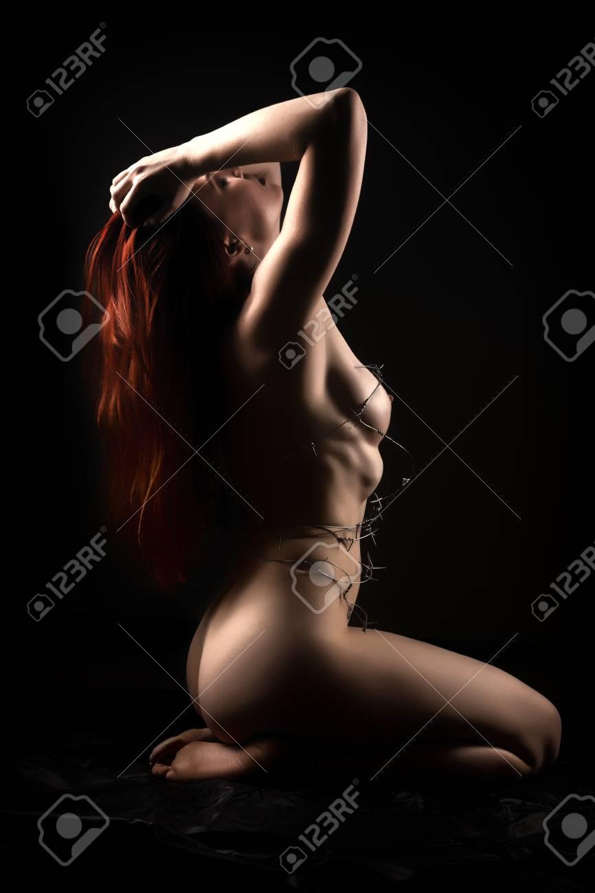 sexy-nackter-schmerz