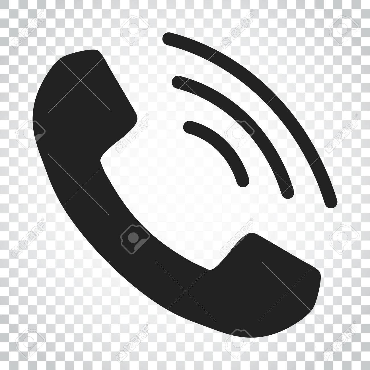 phone icon vector contact support service sign on isolated rh 123rf com phone icon vector free phone icon vector free