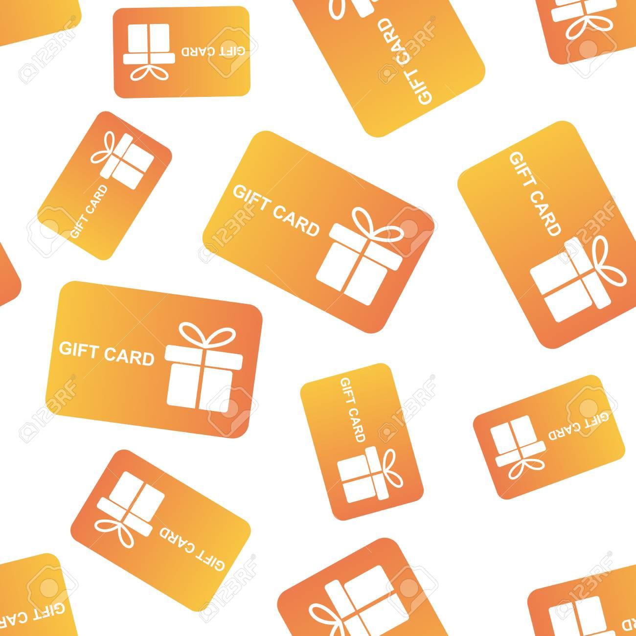 Carte Cadeau Entreprise.Carte Cadeau Modele Sans Couture Illustration De Vecteur De L 39 Entreprise De Demarrage Modele De Signe De Mot De Passe De Demarrage