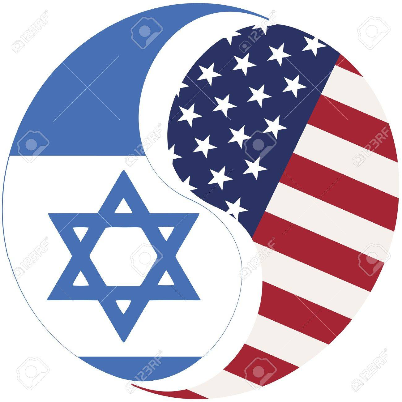 Usa and israel symbol for the relationship between the two usa and israel symbol for the relationship between the two countries stock photo 12835955 biocorpaavc