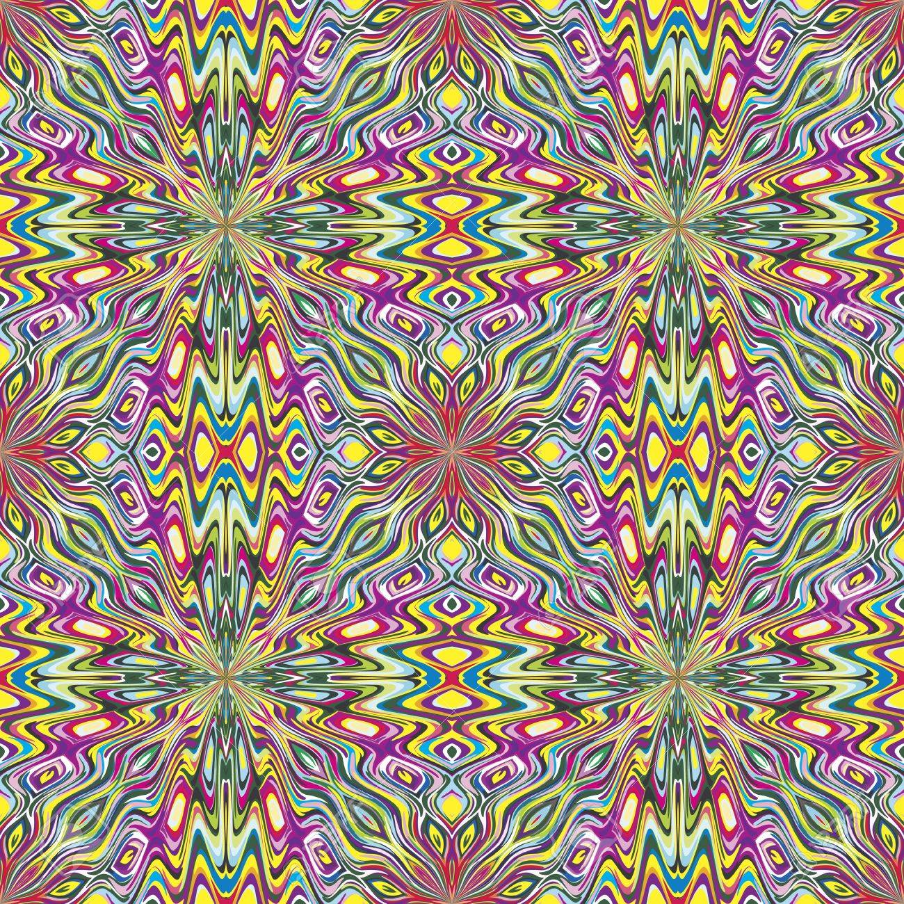 ^ Mexican Vector Pattern, Sophisticated rtwork Inspired By ncient ...