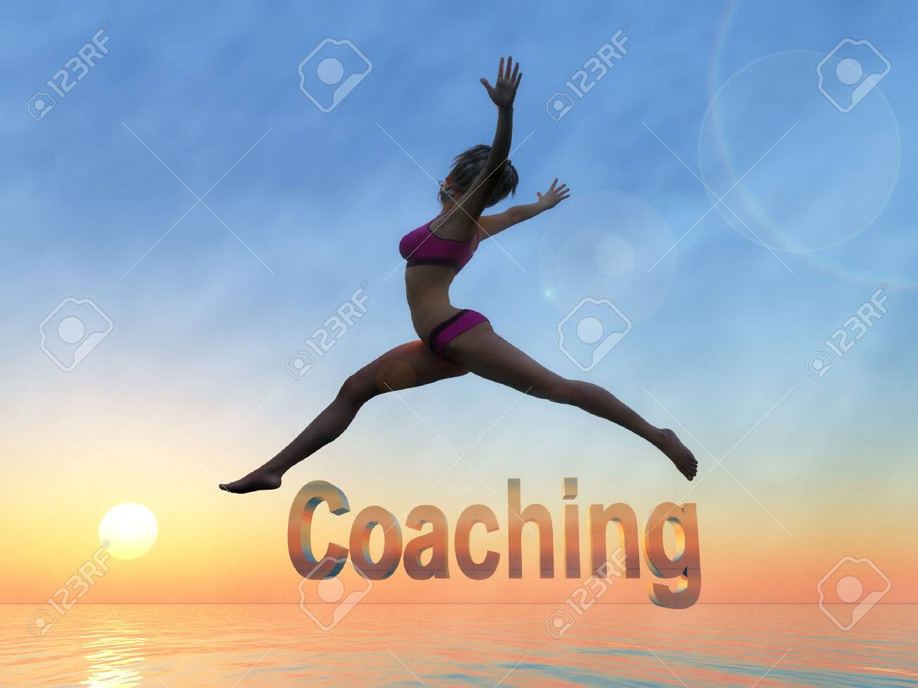 Beauty and Life Coach helps you to discover the law of attraction and self confidence - 28837538