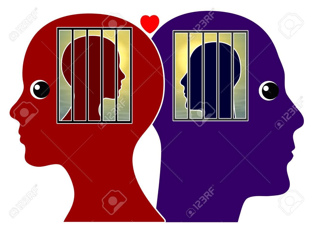 Forbidden love between couple man and woman who love eachother forbidden love between couple man and woman who love eachother but never come together stock buycottarizona