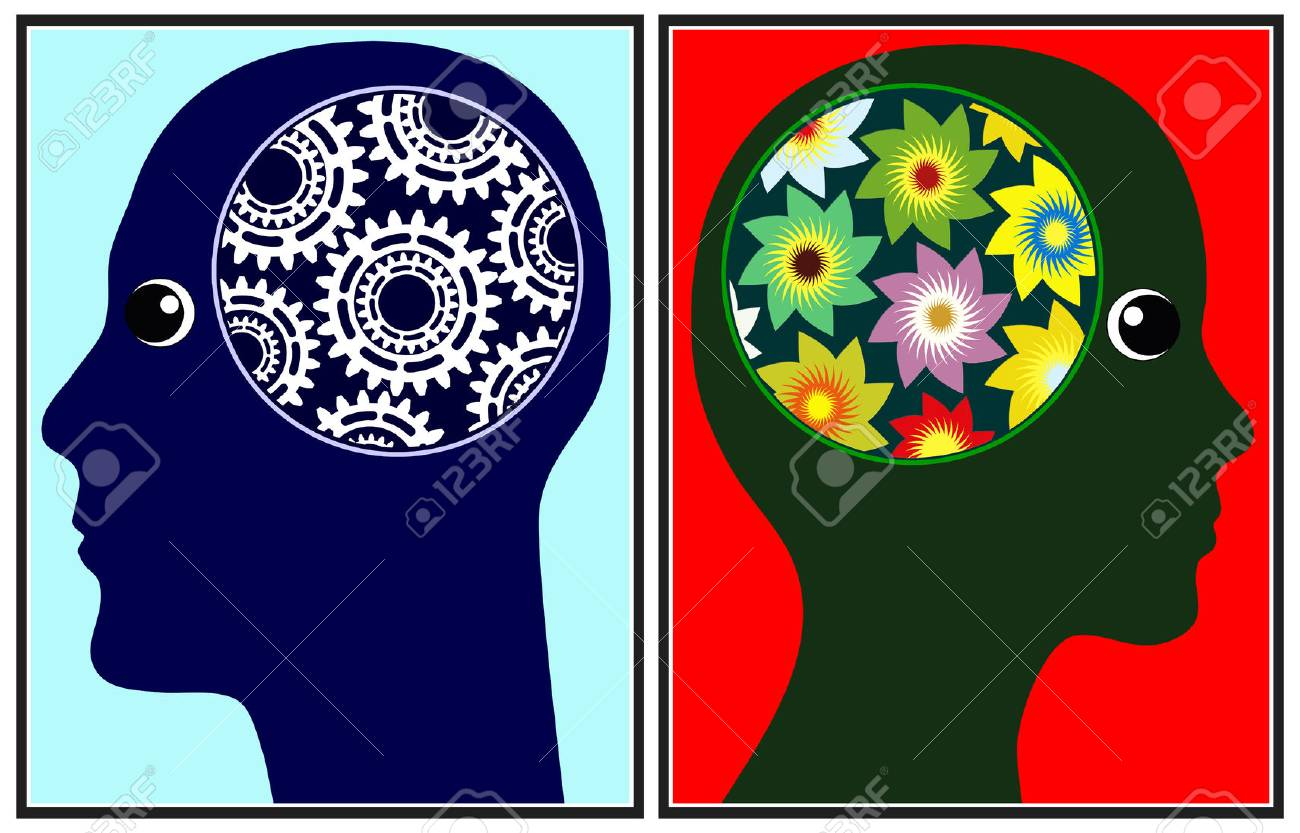 Seeing the World differently. The brains of men and women work in different ways - 76271173