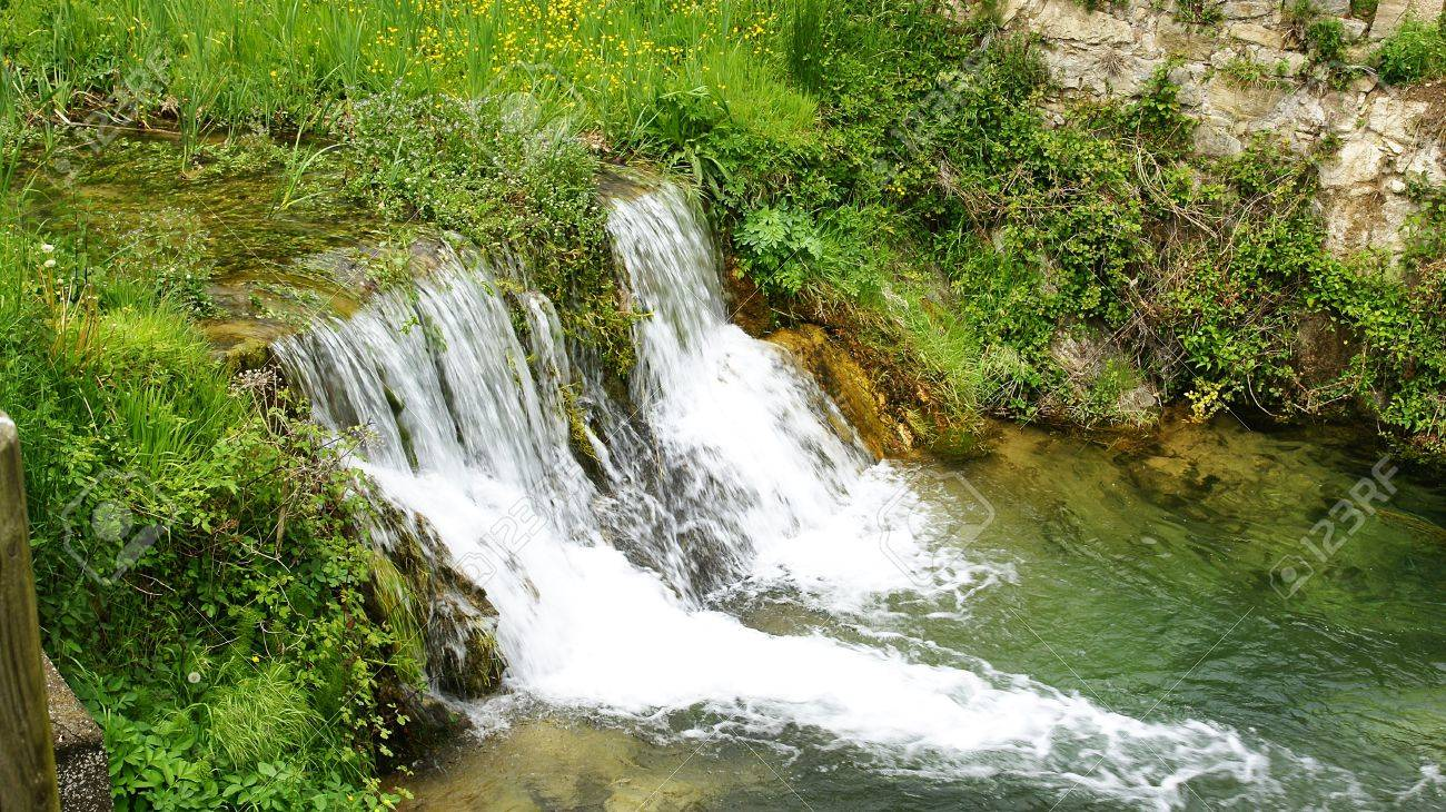 15486529-Set-of-cataracts-and-water-jump