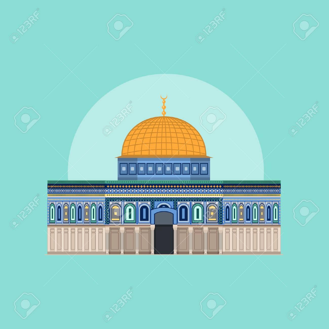 Dome of Rock - Masjid Aqsa - 110619479