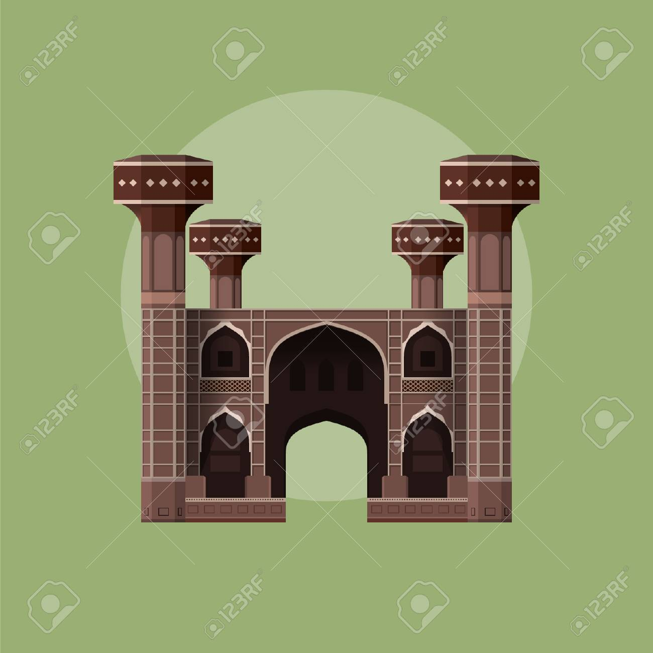 Chuburji - Landmark of Pakistan - 110619481