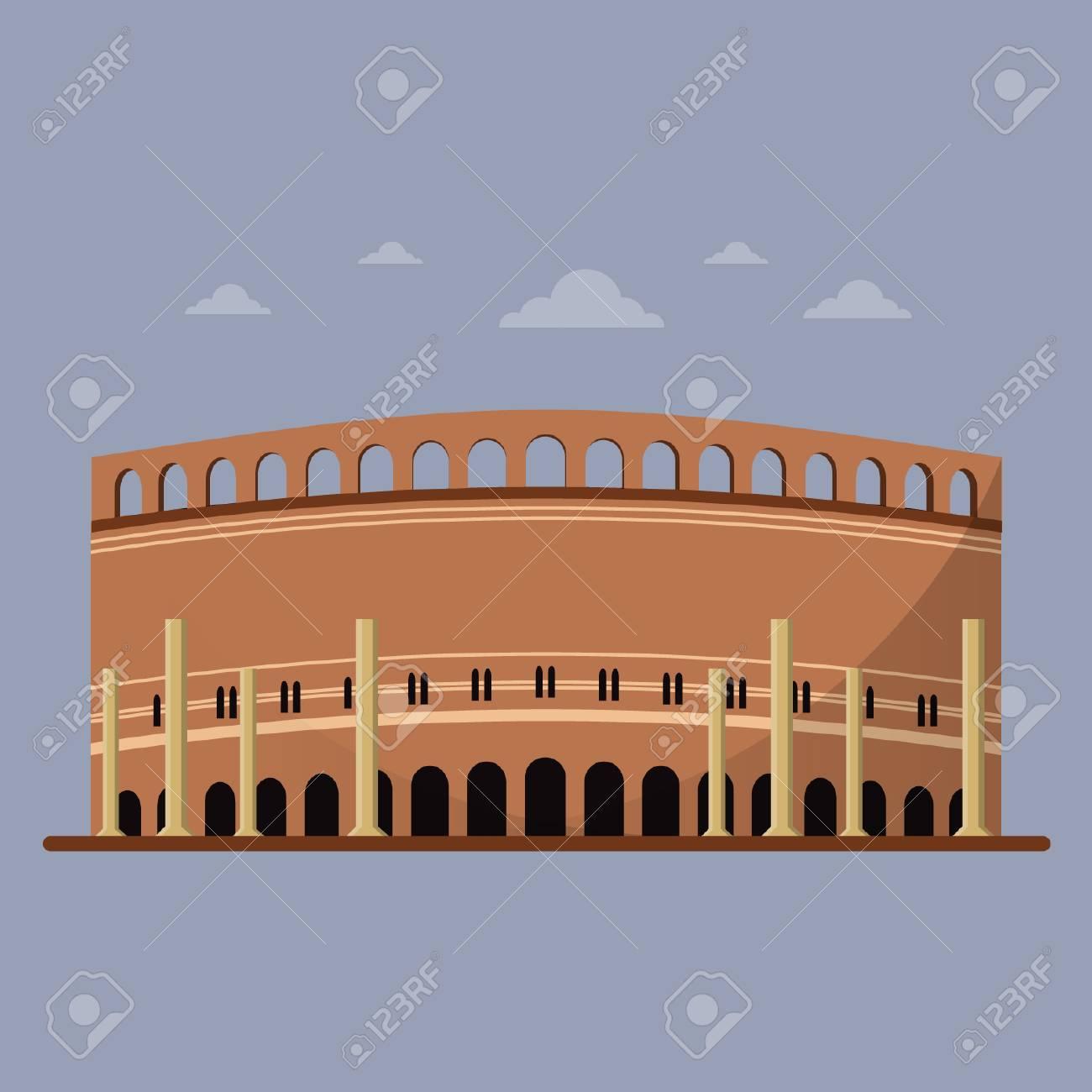 Gaddaffi Stadium - Landmark of Lahore Pakistan - 110619485