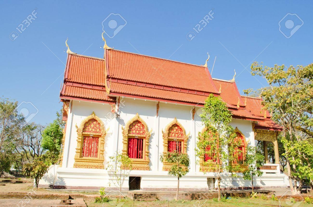 Chiangmai Ancient great temple /Wat jedyod. Highlight at tourist. Stock Photo - 12320675