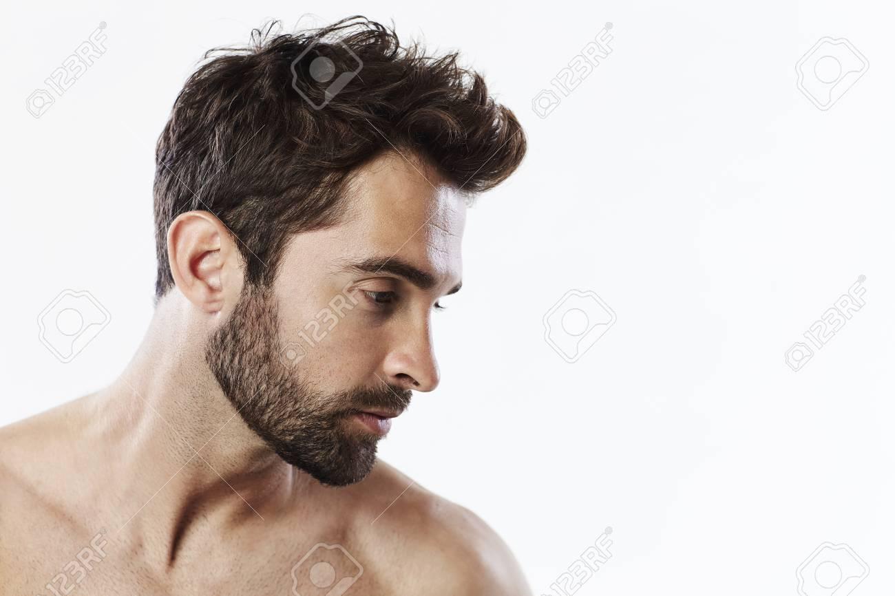 guy profile pic