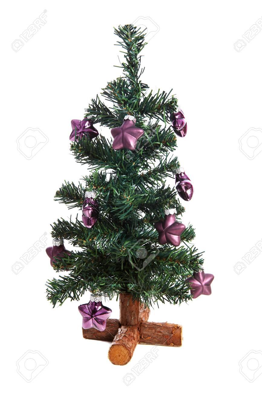 Kunststoff Weihnachtsbaum.Stock Photo
