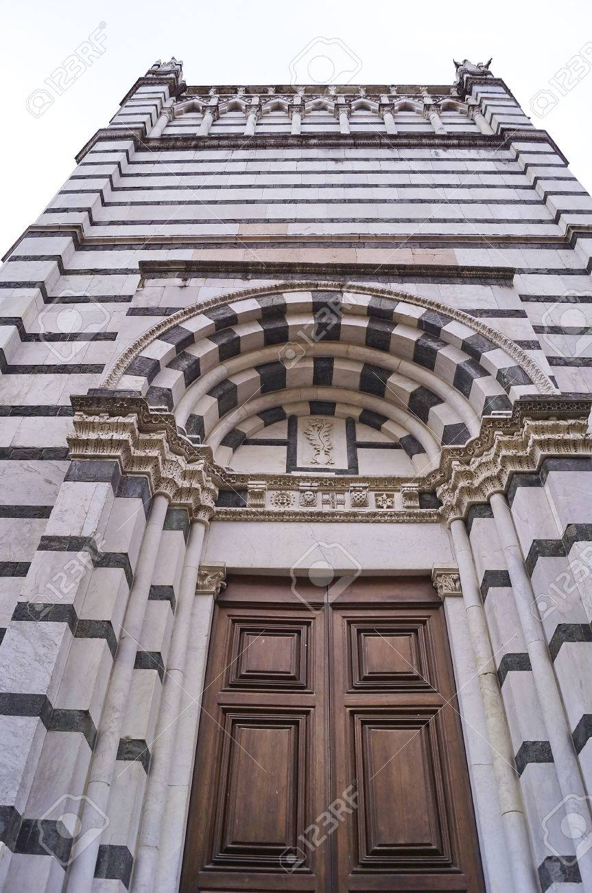 ピストイア、イタリアの礼拝堂の...